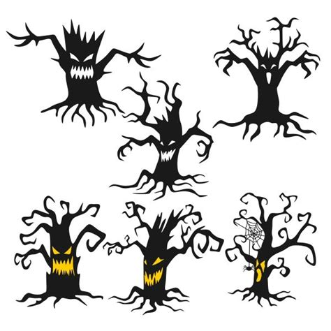 Nightmare Before Christmas Tree Svg  – 119+ File Include SVG PNG EPS DXF