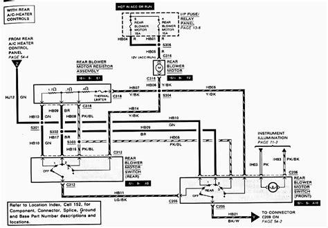 diagram hvac air conditioning wiring diagram