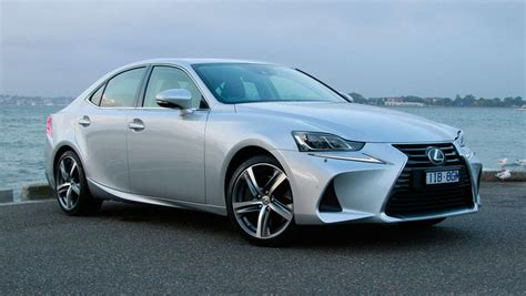 lexus is350 sport lexus is350 sport luxury 2017 review carsguide