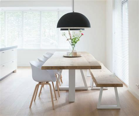 Sedie Tavolo Pranzo panche e sedie di design per tavolo da pranzo 30 idee di