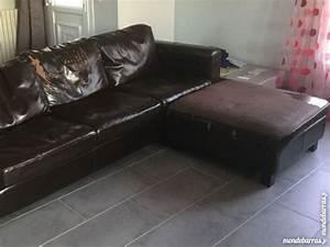 poufs occasion dans les cotes d39armor 22 annonces achat With canapé cuir abimé
