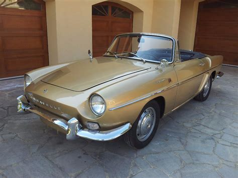 renault caravelle for sale 1967 renault caravelle s classic car auctions