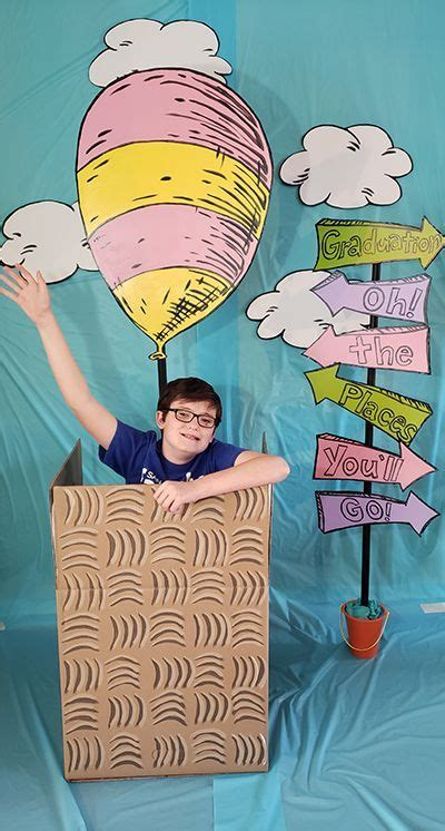 Valedictorian speech good evening staff, students, families and friends to the grade 8 class of 2017's graduation ceremony. Oh the Place You'll Go! How to make a Dr. Seuss-inspired photo booth - Oh the Place You'll Go ...