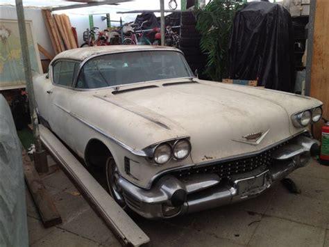 Cadillac'58 Eldorado Seville  Joop Stolze Classic Cars
