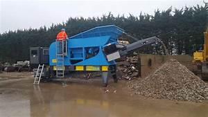Cityequip 7x4 Jaw Crusher Crushing Concrete And Brick