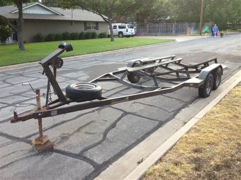 Boat Trailer Parts Victoria Tx by Roadrunner Boat Trailer For Sale