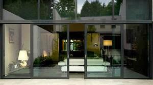 Baie Vitrée 200x240 : prix baie vitr e coulissante 200x240 baie coulissante ~ Nature-et-papiers.com Idées de Décoration
