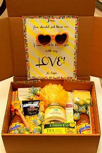 Creative College Care Package Ideas - Hative