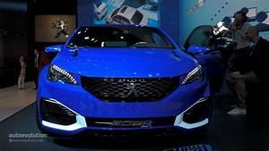 308 R Hybrid : peugeot 308 r hybrid is a rare mix between supercar and hot hatch in shanghai autoevolution ~ Medecine-chirurgie-esthetiques.com Avis de Voitures