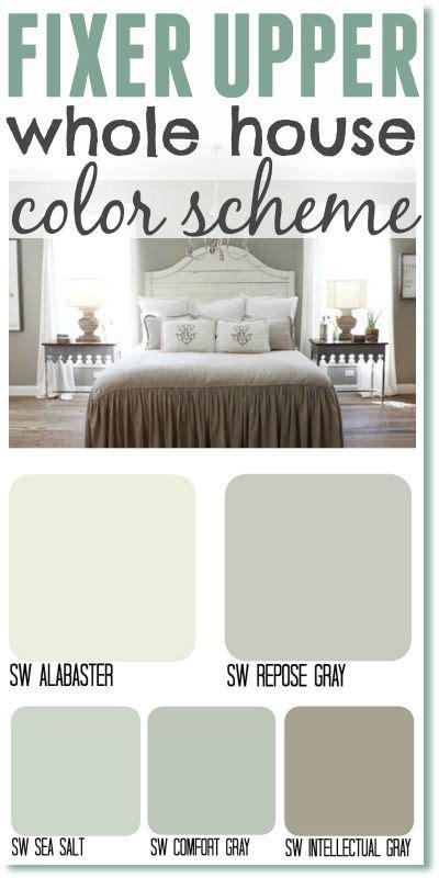 fixer upper paint colors magnolia home paint color