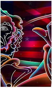 [49+] 3D Neon Wallpaper on WallpaperSafari