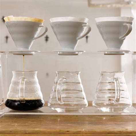 Keep reading for the winning models of best you might also think between an automated and a manual drip coffee maker. 10 Best Pour Over Coffee Makers (2019) | Heavy.com
