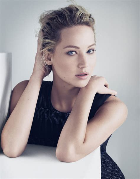 Jennifer Lawrence In The Latest Be Dior Campaign Tom