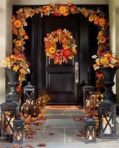 10, Fall, Door, D, U00e9cor, Options, That, Aren, U0026, 39, T, Wreaths