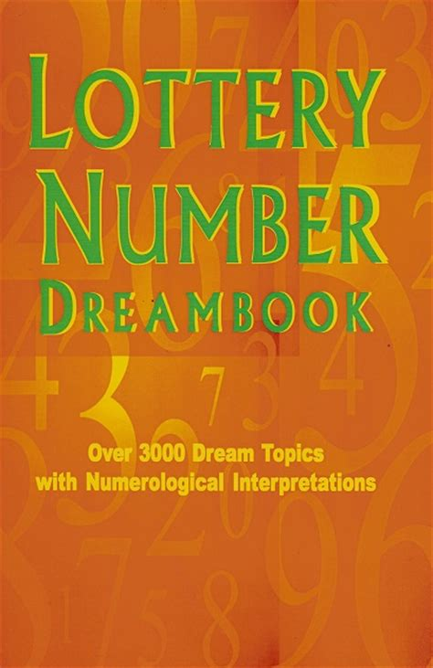 Lottery Number Dreambook  Original Publications