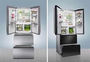 Kühlschrank Siemens Freistehend : side by side k hlschrank ideen und bilder von bosch neff smeg liebherr co im vergleich ~ Orissabook.com Haus und Dekorationen