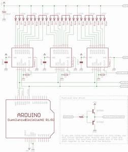 Rgb Led Light Circuit Schematics  Rgb  Free Engine Image