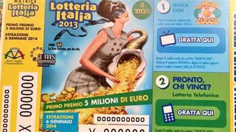 Ufficio Premi Lotterie Nazionali by Lotteria Nazionali