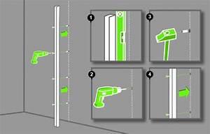 Installation D Une Cabine De Douche : comment poser une paroi dans une douche l italienne ~ Premium-room.com Idées de Décoration
