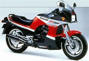 Kawasaki Gpz900r Ninja Zx900 Service Repair Workshop Manual