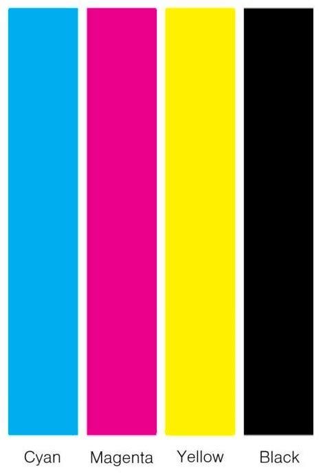 colour laser printer test page color test print page