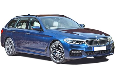 Bmw 5 Series Touring 2019 by Bmw 5 Series Touring Estate 2019 Review Carbuyer
