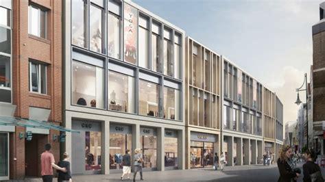 Haus Mieten Delmenhorst Hasbergen by Neues Parkhaus Am Vorwerk Fassadenentwurf F 252 R Hertie