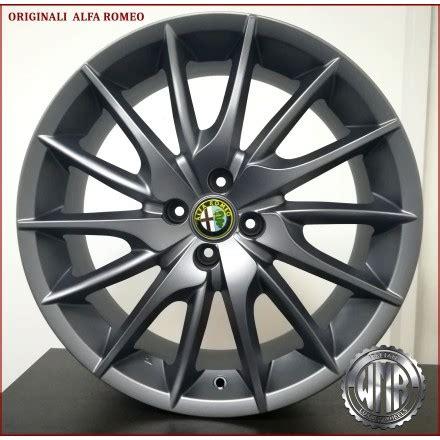Cerchi Alfa Romeo Mito by Vendita Di Cerchi In Lega Originali Meridia Ruote S R L