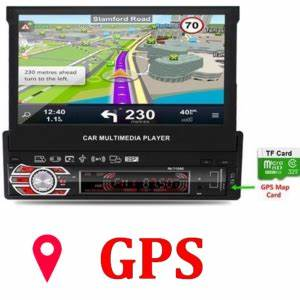 Meilleur Autoradio Bluetooth : autoradio bluetooth gps 1din 7 cran auto r tractable tactile gps renault radio code ~ Medecine-chirurgie-esthetiques.com Avis de Voitures