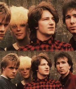 Young Bono U2