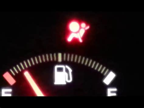 diy fix   cars intermittent airbagseat belt light