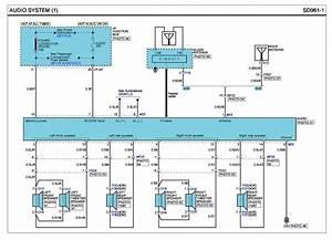 2006 Kia Amanti Wiring Diagram