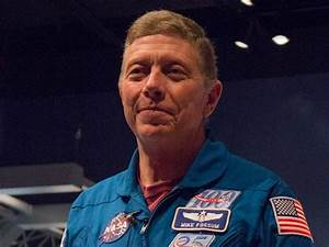 Interview with an astronaut: NASA's Mike Fossum on 'SPACE ...