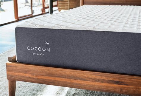 mattress in a box a happy place for cocoon by sealy mattress in a box