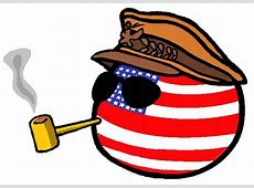 Americaball Countryballs