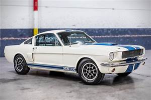 Carroll Shelby's 1966 Ford Shelby Mustang GT350H | HiConsumption