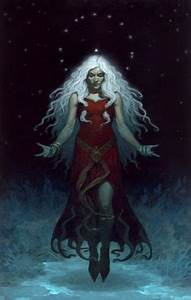 Germanic Goddesses on Pinterest