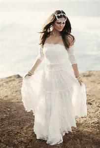 top 12 fabulous boho wedding dresses weddings eve With extended plus size wedding dresses