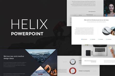 helix powerpoint   templates