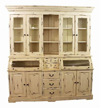 Bread Distressed Country Cupboard French Rustic Chairish