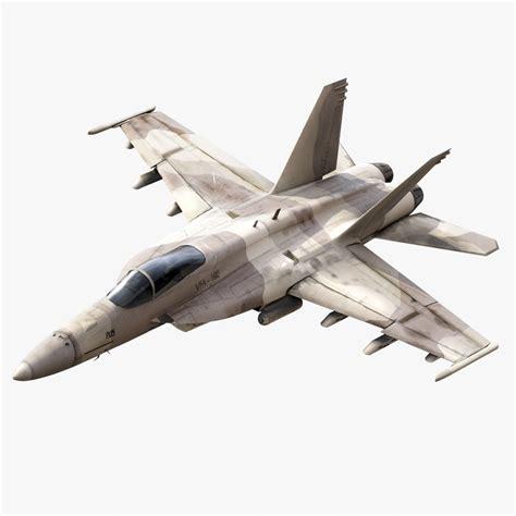 F A 18 Super Hornet 3d 3ds