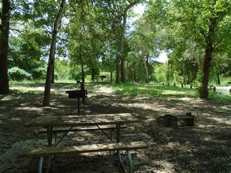 goliad state park historic site campsites  water texas parks wildlife department
