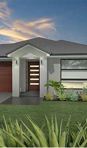 single story house facade - Google Search   House - Facade ...