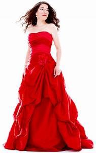 Robe Rouge Mariage Invité : robe rouge de mariage ~ Farleysfitness.com Idées de Décoration
