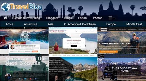 The Benefits of Using Travel Blogs to Help Plan Your Trips ...