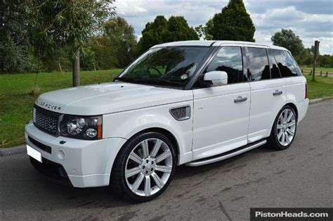 Used 2006 Land Rover Range Rover Sport V8 Super Charged