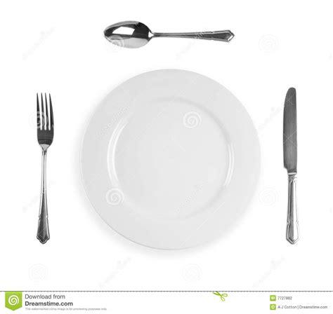 Gabel Messer Löffel Anordnung by Messer Gabel Platte Und L 246 Ffel Stockfoto Bild