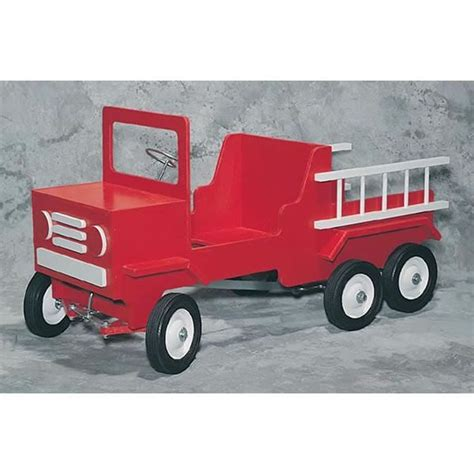 wood toy fire truck plans woodworking projects plans
