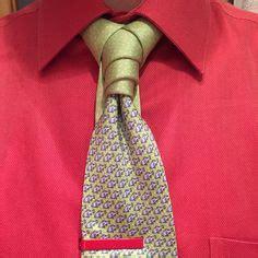 necktie knot elephant neck tie knots pinterest