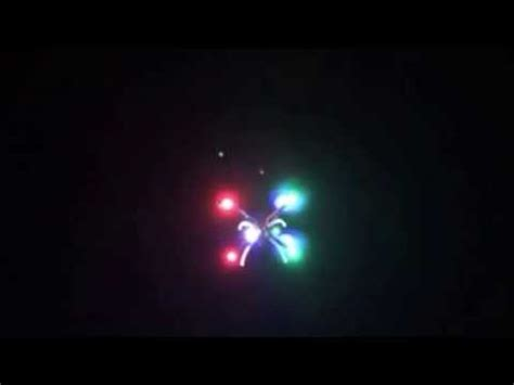drone lights at night drone aircraft quot uav quot night flying view youtube